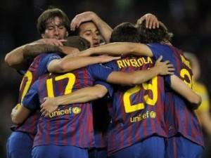 «Барселона» побила рекорд лучшего старта в чемпионате Испании