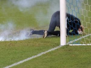 МВД попросило РФС заняться безопасностью на футбольных матчах
