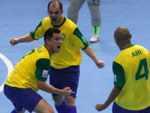 Бразилия выиграла чемпионат мира по мини-футболу