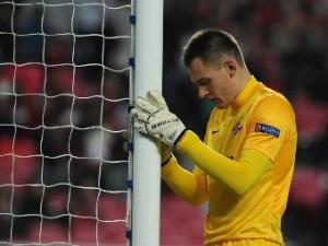 «Спартак» остался без вратарей перед матчем с «Барселоной»