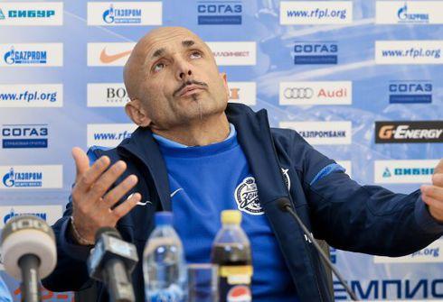 Лучано Спаллетти: «Халк хотел попросить руководство вернуть Денисова»