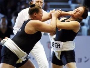 Смоленская сумоистка стала чемпионкой мира