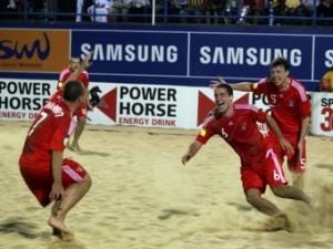 Россия выиграла Межконтинентальный кубок по пляжному футболу