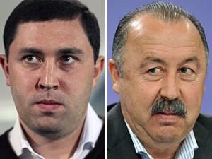 Валерий Газзаев отказался увольнять сына с поста тренера «Алании»