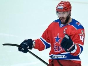 Радулов назвал непозволительной игру ЦСКА в матче КХЛ