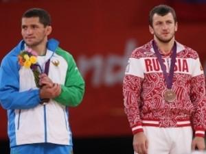 Узбекского борца лишили бронзовой медали Игр-2012