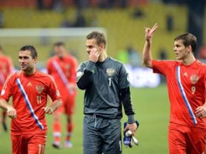 Сборная России попала в первую десятку рейтинга ФИФА