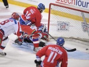 Российские хоккеисты проиграли чехам в Кубке Карьяла