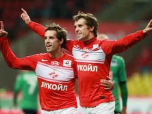 «Спартак» обыграл «Краснодар» в матче чемпионата России
