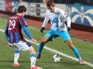 Футболист «Зенита» пропустит матч сборной Италии