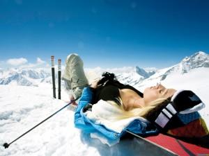 Записки юной лыжницы