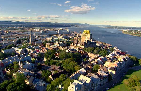 Туры в Квебек, Канада