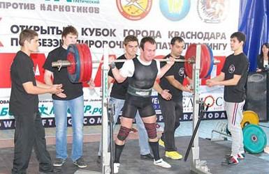 Спортсмены из КБР блеснули на международном фестивале по силовым и боевым искусствам