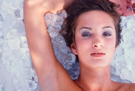 Холодная ванна – лучшее средство от боли в мышцах