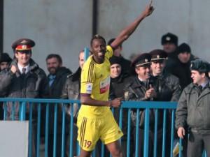 «Анжи» обыграл ЦСКА в матче лидеров премьер-лиги