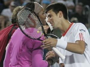 Джокович и Уильямс признаны теннисистами года