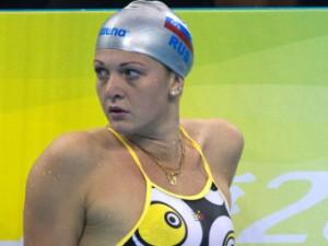 Российскую пловчиху на год дисквалифицировали из-за допинга