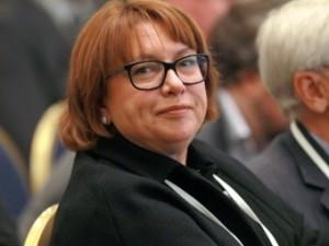 Ольга Смородская останется президентом «Локомотива»