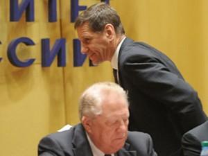 Главу Олимпийского комитета России упрекнули в бездеятельности