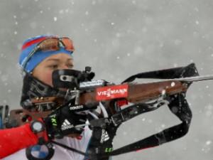 Ольга Зайцева финишировала четвертой в масс-старте