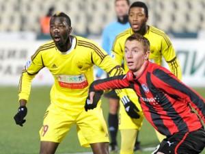 РФС снял с «Анжи» и «Амкара» подозрения в договорном матче