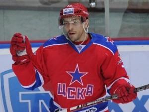 Дацюк стал автором лучшего гола месяца в КХЛ
