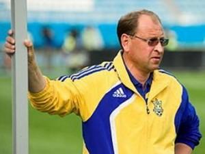 Тренер молодежной сборной Украины ушел в отставку
