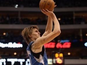 Андрей Кириленко набрал 22 очка в матче НБА
