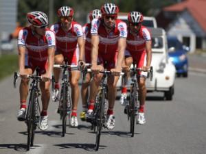 Велогонщикам «Катюши» отказали из-за допинга