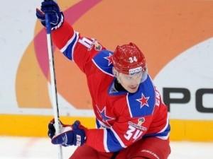 ЦСКА продлил победную серию в чемпионате КХЛ