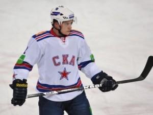 СКА забросил шесть шайб в матче КХЛ