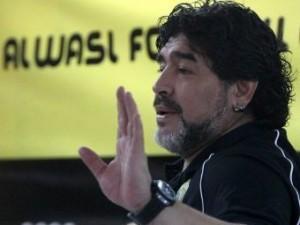 Назначение Марадоны тренером сборной Ирака опровергнуто
