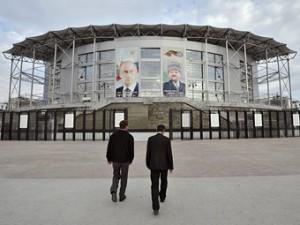 «Рубин» предложил провести матч Лиги Европы в Грозном