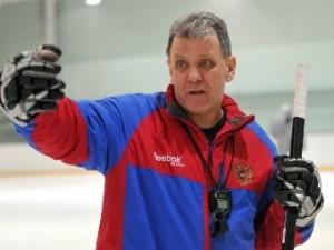 Тренер российской хоккейной молодежки назвал состав на чемпионат мира