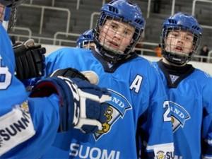 Финские хоккеисты разгромили Латвию в первом матче молодежного ЧМ