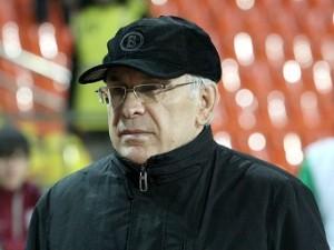 Тренер клуба российской премьер-лиги подал в отставку