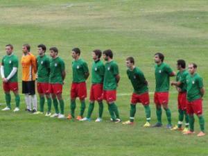 Абхазия обзавелась национальной сборной по футболу
