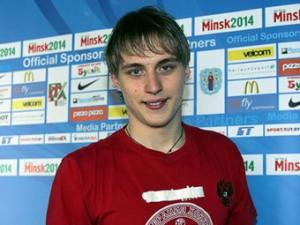 Хоккеист российской молодежки дисквалифицирован