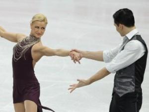 Волосожар и Траньков выиграли чемпионат России по фигурному катанию