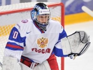 Тренер российской «молодежки» сменил вратаря после победы на старте ЧМ