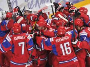 Молодежная сборная России по хоккею обыграла команду США