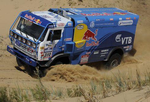 «Дакар»: команда «КАМАЗ-мастер» стартует разом в двух гонках