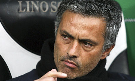 Ж.Моуринью: «Барселона» станет чемпионом