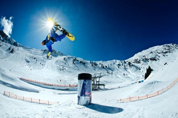 Любители  сноубординга с нетерпением ждут  Winter MÄSH 2013