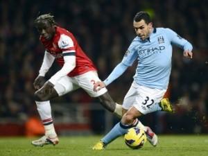 «Манчестер Сити» обыграл «Арсенал» в чемпионате Англии