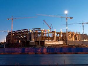 Счетная палата нашла нарушения на стадионе «Зенит»
