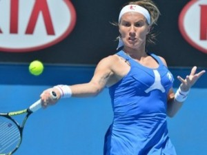 Кузнецова и Кириленко начали Australian Open с победы