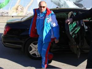 Путин создал комиссию по подготовке к Олимпиаде в Сочи