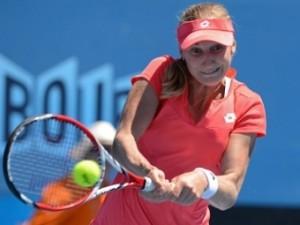 Екатерина Макарова одержала вторую победу на Australian Open
