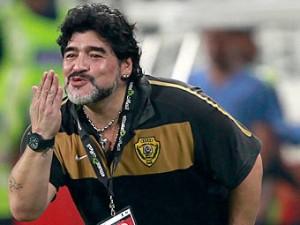 Марадона решил завязать с тренерской работой